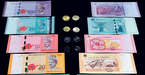 duit palsu