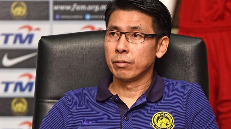 malaysia vs bhutan tan cheng hoe