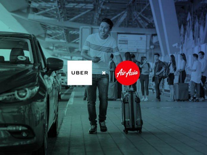 Uber x Air Asia