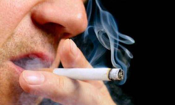 Merokok dalam pesawat