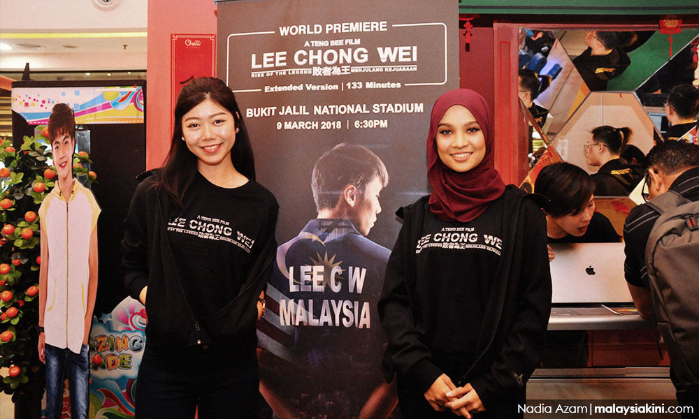 Hasil carian imej untuk filem lee chong wei