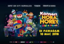 Konsert Hora Horey