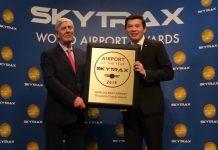 changi airport skytrax 2018