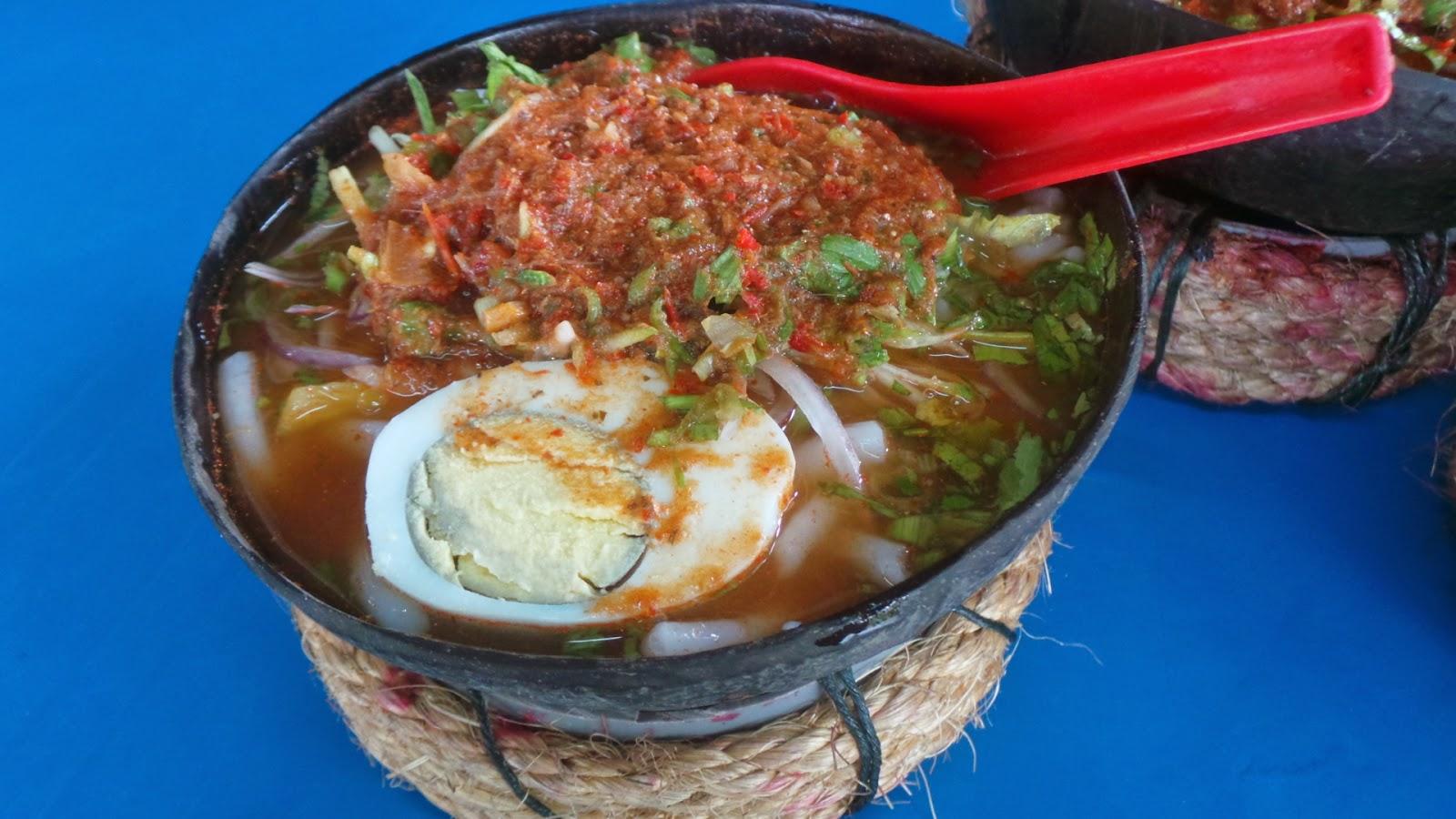 laksa penang  sedap  pulau pinang resepi laksa penang sedap wow resepi Resepi Laksa Penang Kelantan Enak dan Mudah