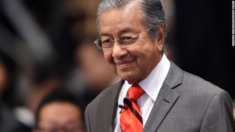 Tun Mahathir Perdana Menteri Menteri Pelajaran