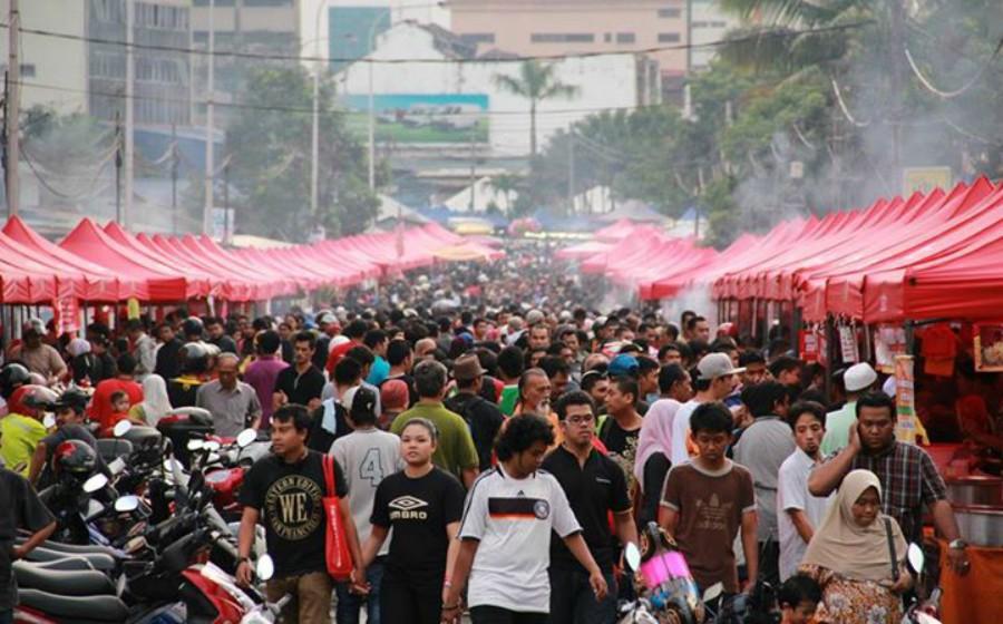 Senarai Bazar Ramadan Di Kuala Lumpur Dan Selangor 2018