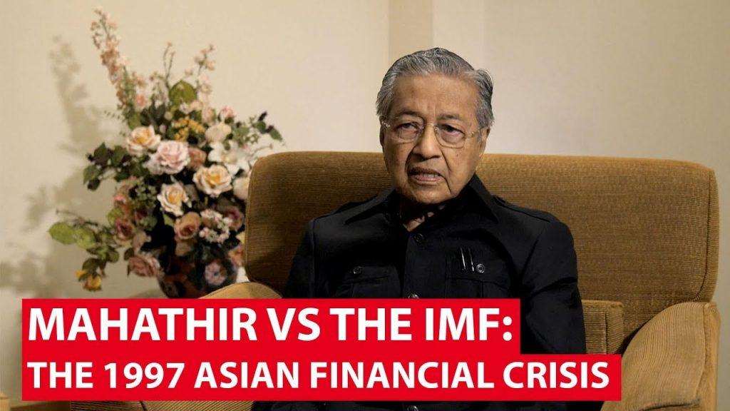 Tun Mahathir imf