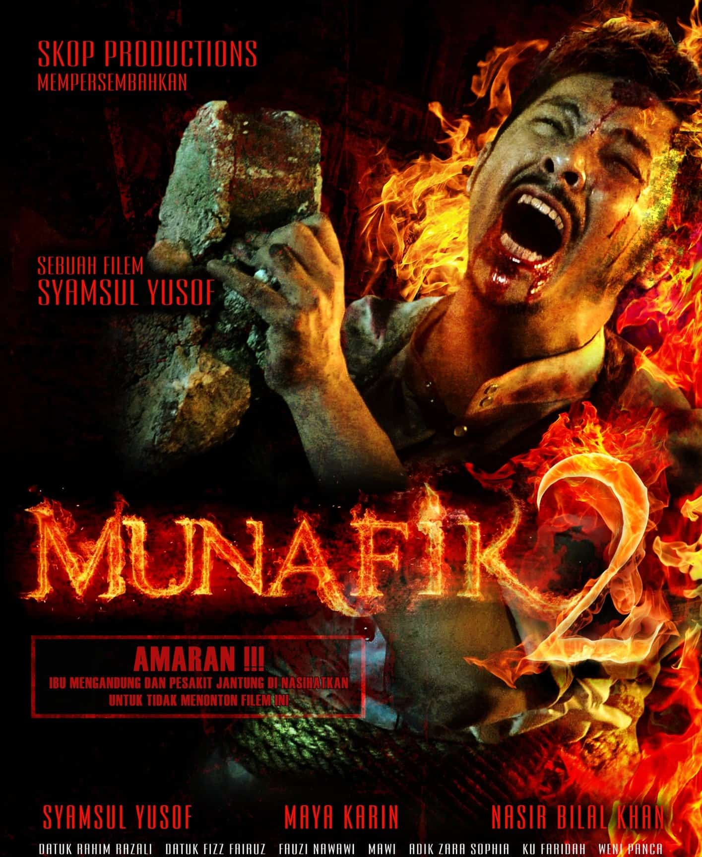 Image result for munafik 2 poster